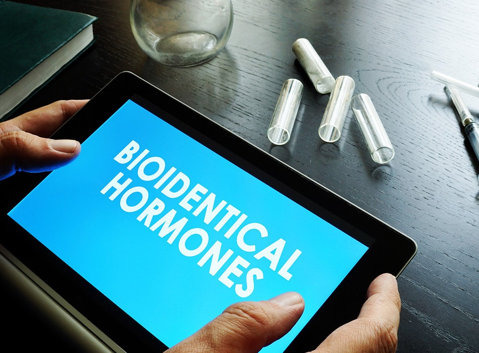 Bio-Identical Hormone Replacement