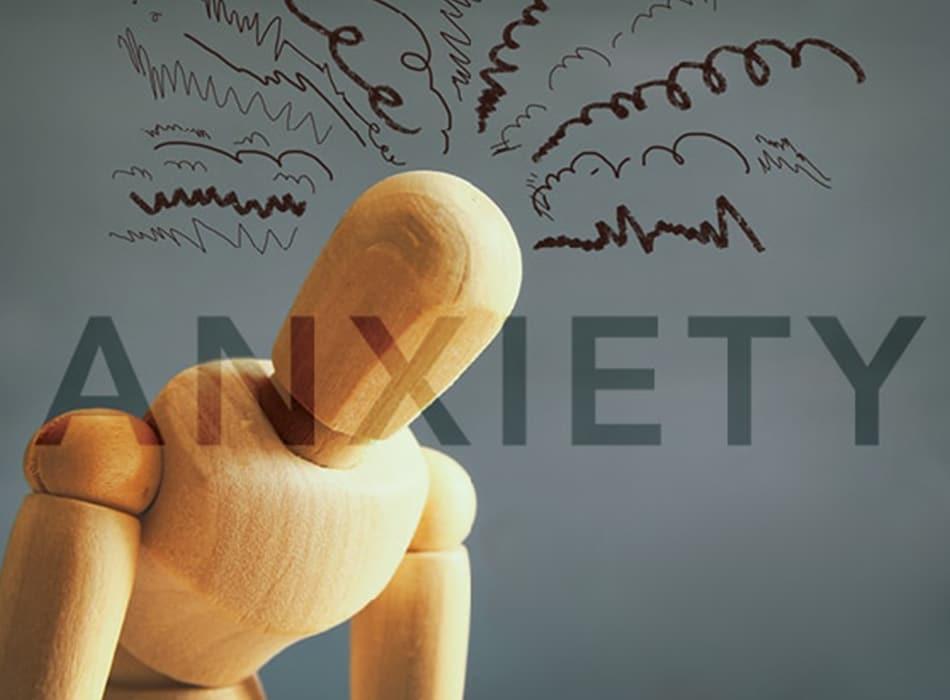 Anxiety - 8TH SENSE
