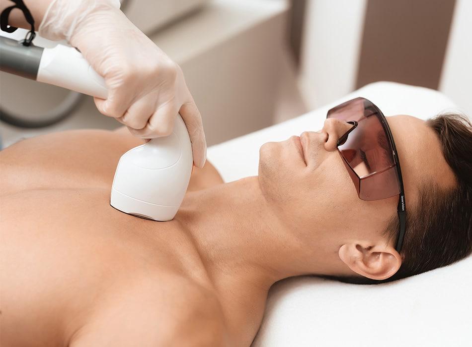 Laser Hair Removal - 8TH SENSE